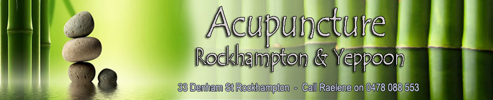 Acupuncture Rockhampton with Raelene Blyth